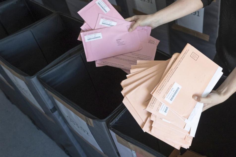 Wer seine Stimme zur Bundestagswahl per Post abgeben möchte, sollte den Brief bis zum 23. September 2021 eingeworfen haben. (Symbolbild)