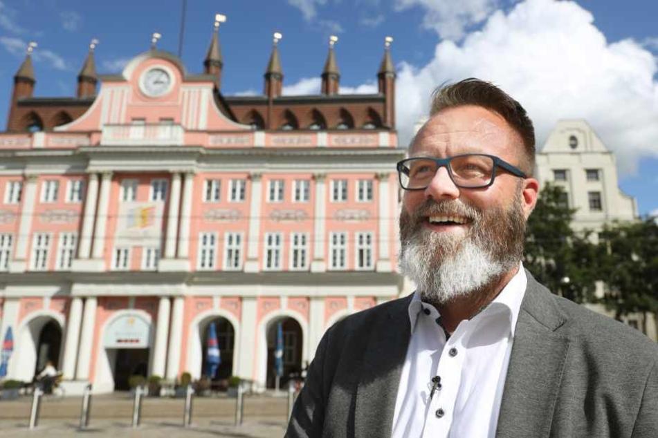 Bürgermeister Claus Ruhe Madsen (parteilos) zeigt sich über die Entwicklung erfreut.