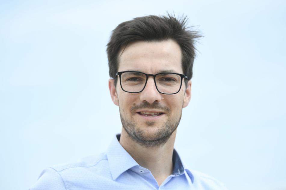 Freiburgs Oberbürgermeister Martin Horn (36, parteilos).