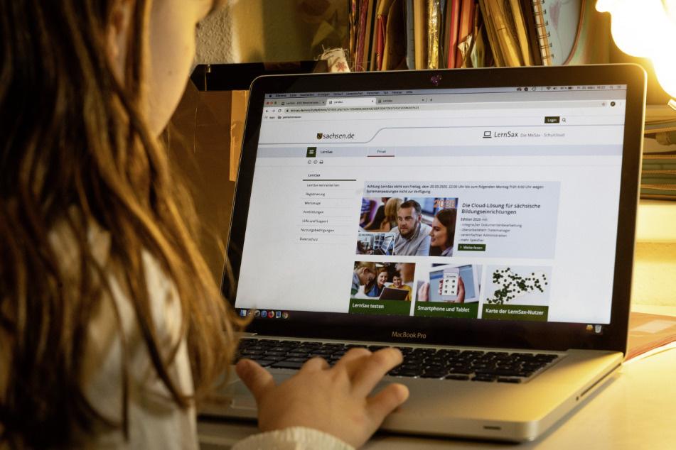 Oje, die Schule klemmt! Sachsens Online-Unterricht restlos überlaufen