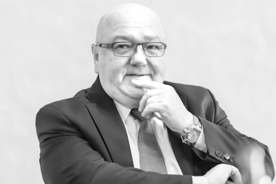 Siegfried Fiebig, Ex-VW-Chef von Sachsen, starb im Alter von 65 Jahren.