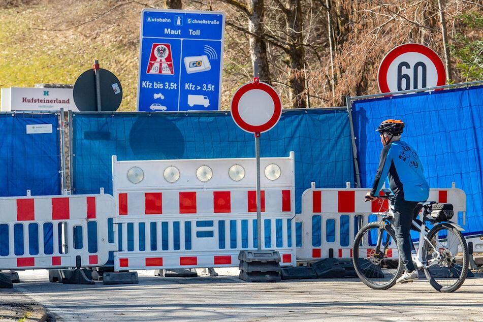 Bis Mitte Mai sind die Grenzen zwischen Deutschland und seinen Nachbarländern wegen der Corona-Krise noch geschlossen.