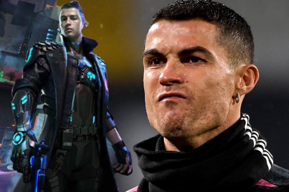 Cristiano Ronaldo kämpft bald als Chrono in futuristischer Slum-Welt