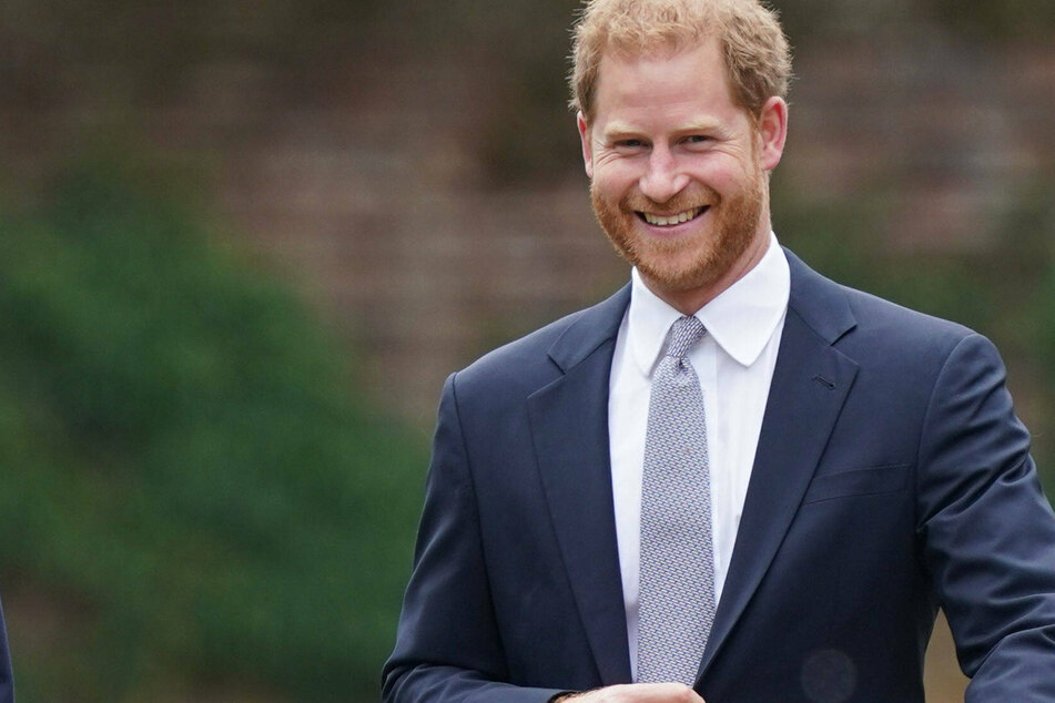 British royal family reacts to Prince Harry's 37th birthday