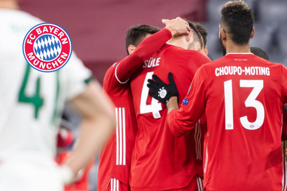 Niklas Süle reißt Moskauer Mauer nieder! FC Bayern feiert Arbeitssieg gegen Lokomotive