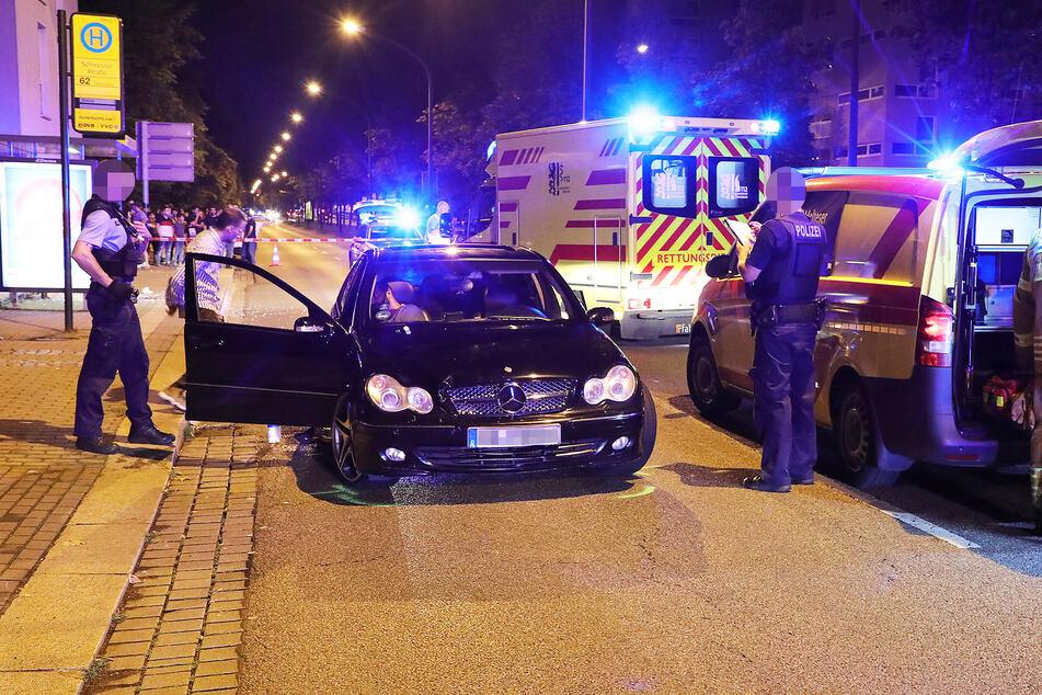 Der Fahrer des Mercedes erfasste Ali (†6). Er sitzt bereits in Untersuchungshaft.
