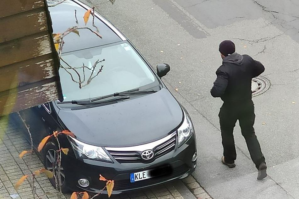 6,5 Millionen Euro aus Zollamt geklaut: Polizei fahndet nach diesem Auto