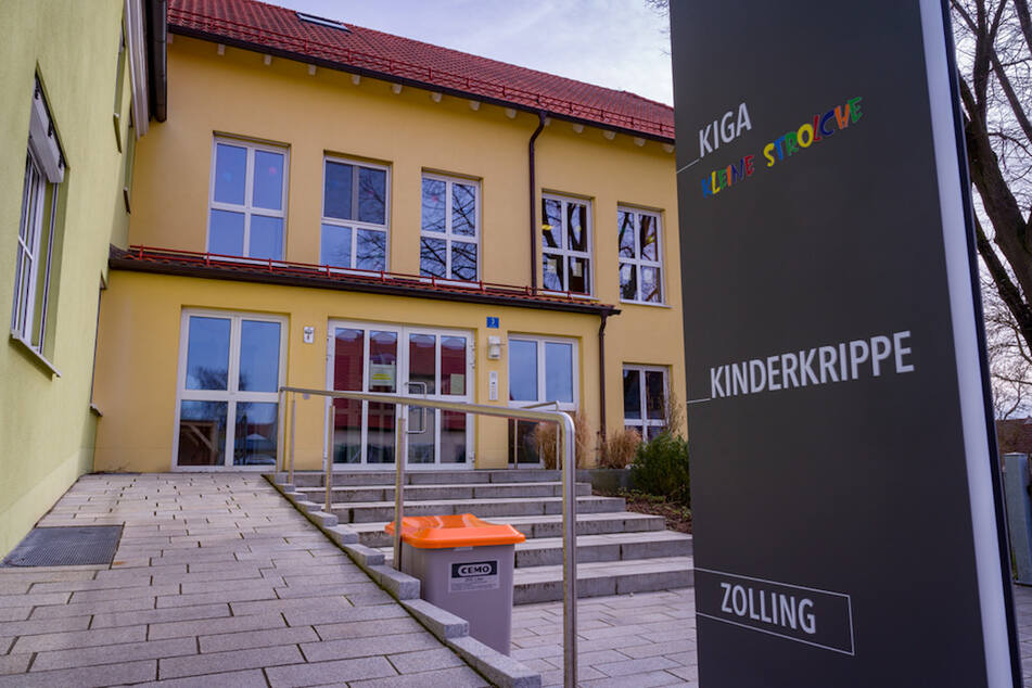 Die Notbetreuung von Kindern wird in Bayern ausgebaut.
