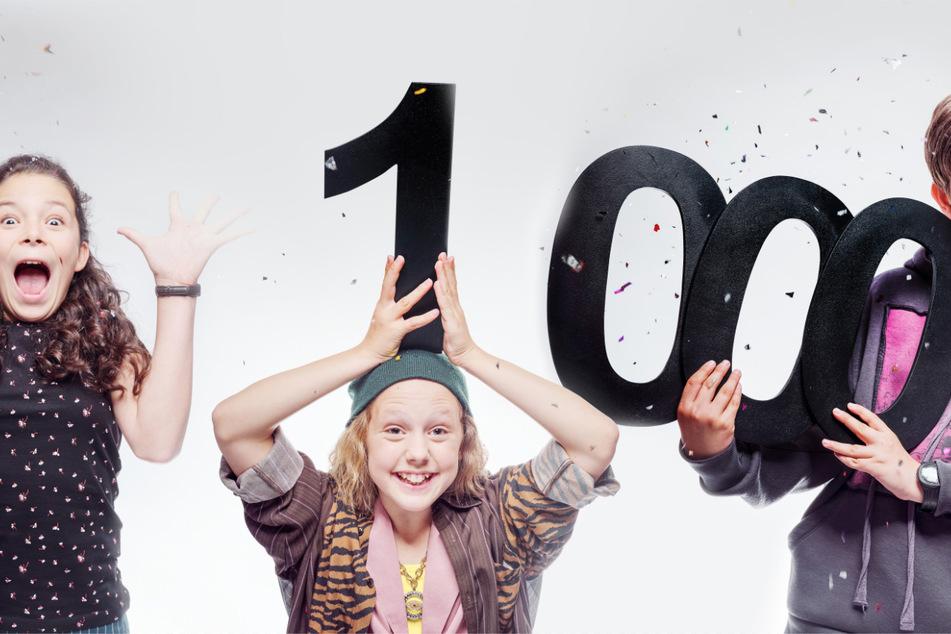 """Meilenstein erreicht: Kinderserie """"Schloss Einstein"""" feiert 1000. Folge"""
