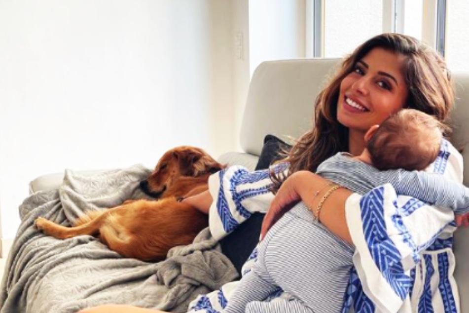 Eva Benetatou (29) startete in aller Ruhe in das Leben als alleinerziehende Mama.