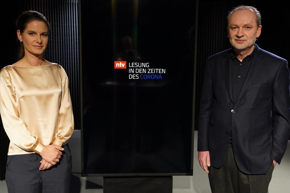 N-TV überrascht mit Ferdinand von Schirach