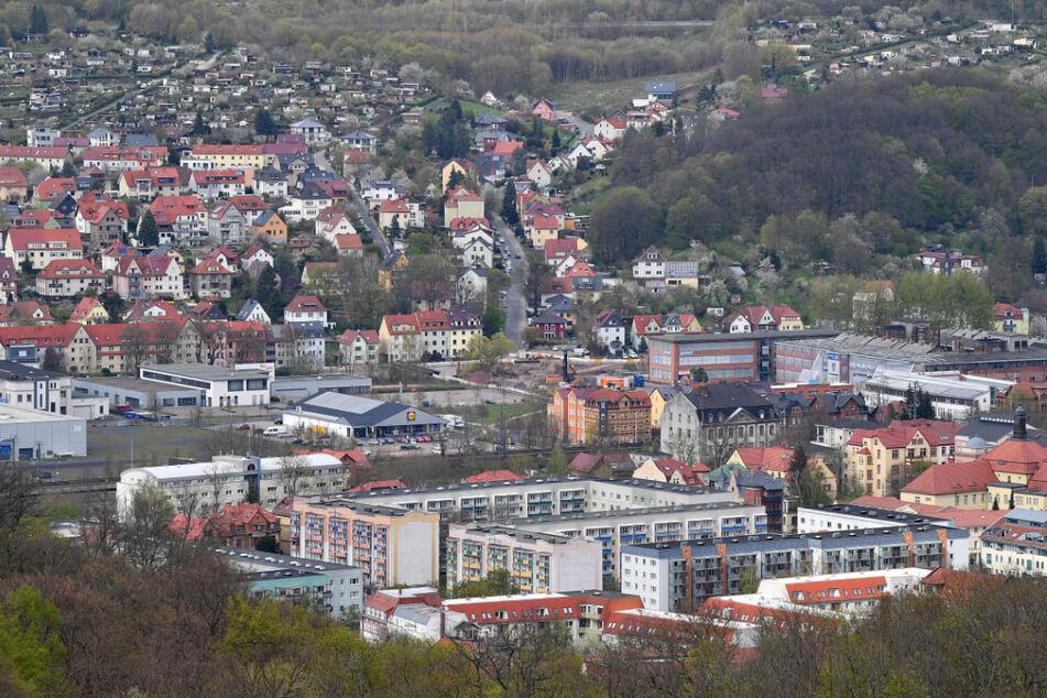 Blick auf Eisenach: Die Stadt im Westen Thüringens muss wegen einer zu hohen Inzidenz Lockerungen teilweise wieder zurücknehmen.