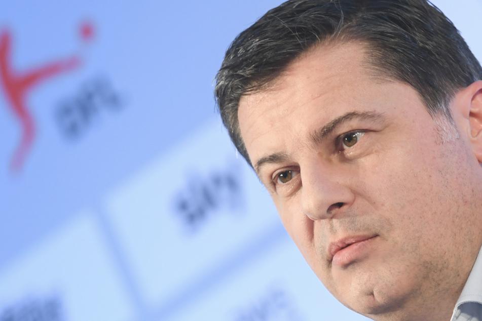 DFL-Geschäftsführer Christian Seifert (51). (Archivbild)