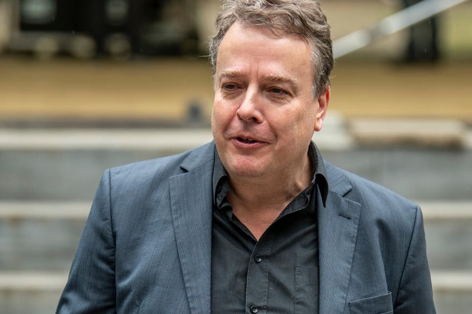 Schauspieldirektor Carsten Knödler (54) freut sich auf die Rückkehr zum Publikum.