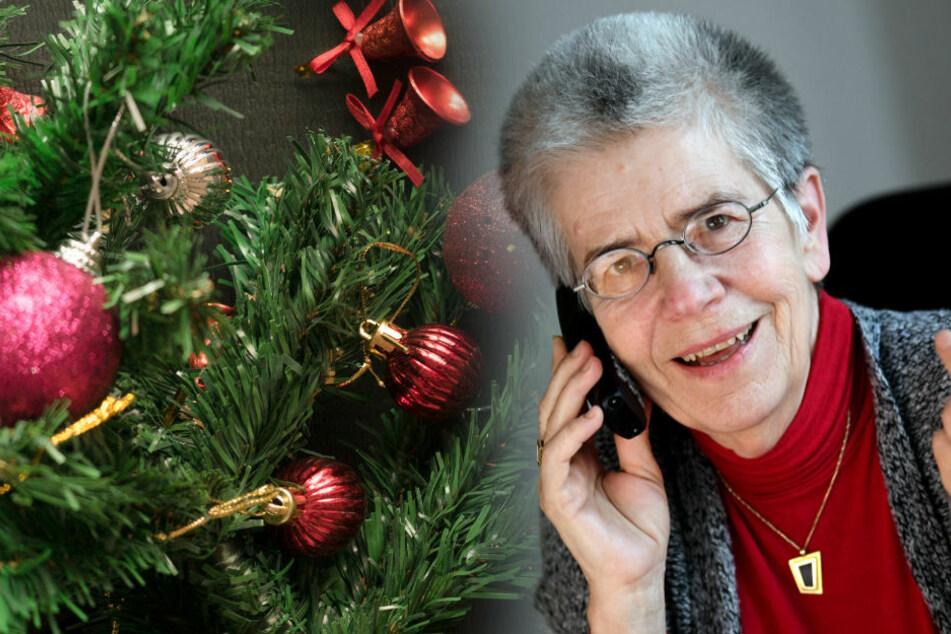 Berlin: Wegen Corona allein unterm Weihnachtsbaum? Viele Senioren suchen Hilfe bei Hotline
