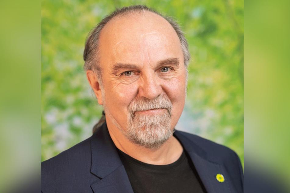 Gerhard Fontagnier von den Grünen.