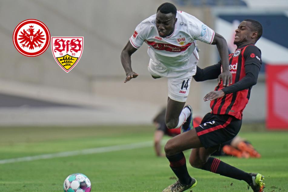 Kein Offensiv-Feuerwerk: Eintracht und VfB teilen nach kampfbetontem Match die Punkte