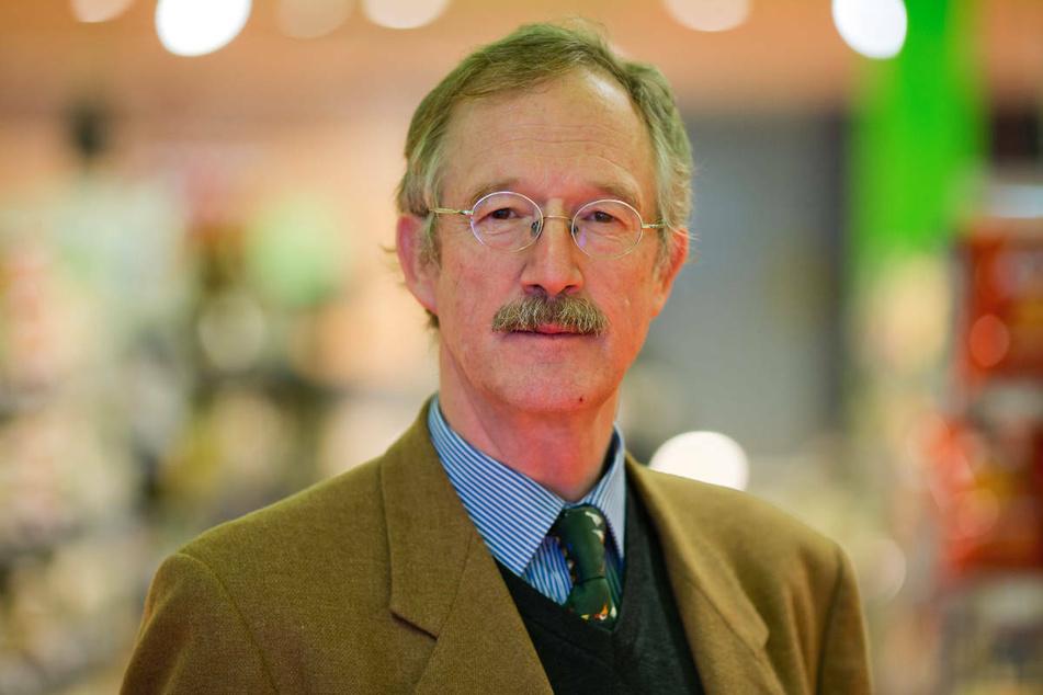 Felix Prinz zu Löwenstein (67), Vorsitzender des Bundes Ökologische Lebensmittelwirtschaft (BÖLW), schließt den Menschen oder das Futter nicht als Infektionsquellen aus. (Archivfoto)