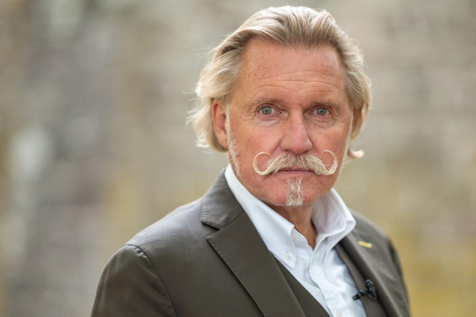 TV-Anwalt Ingo Lenßen ist eines der prominenten Gesichter, die #machdichlaut unterstützen. (Archivbild)