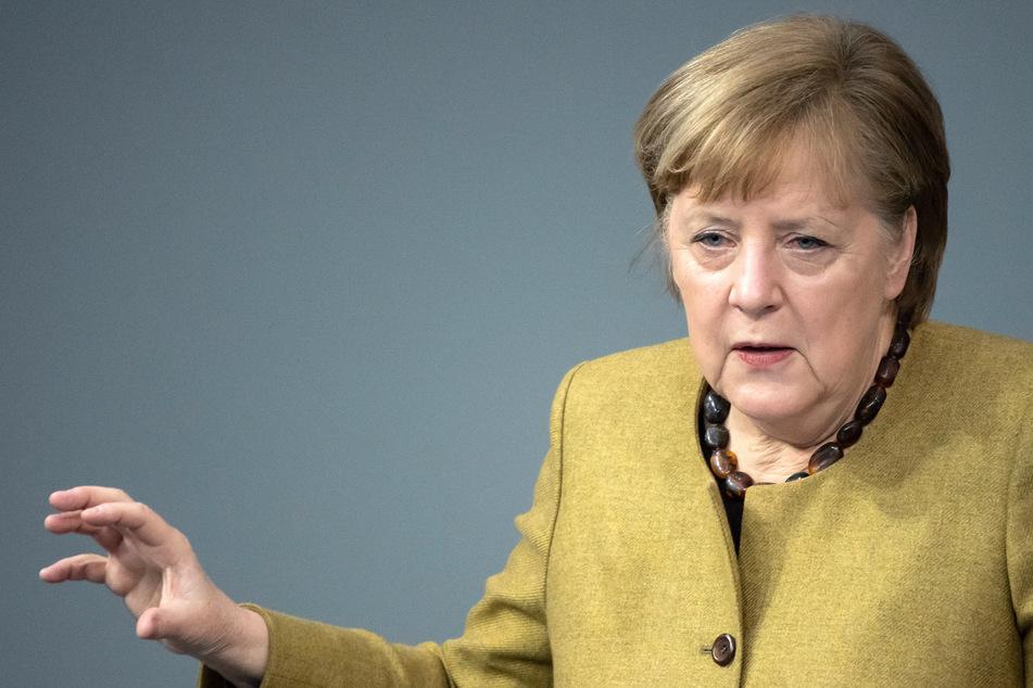"""""""Mehr regionalisieren"""": Merkel stellt ihre Strategie für Lockdown-Öffnungen vor"""