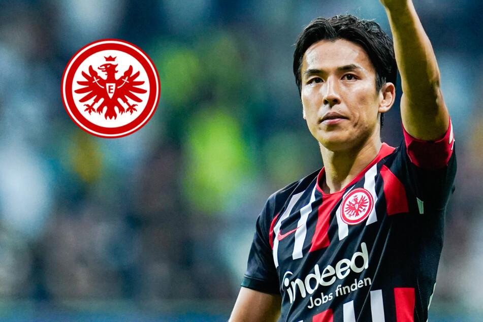 """Hasebe nennt Eintracht Frankfurt """"beste Mannschaft, in der ich je gespielt habe"""""""