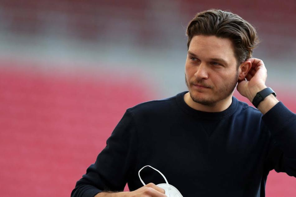 Am 13- Dezember übernahm Edin Terzic (38) das Traineramt von Lucien Favre.