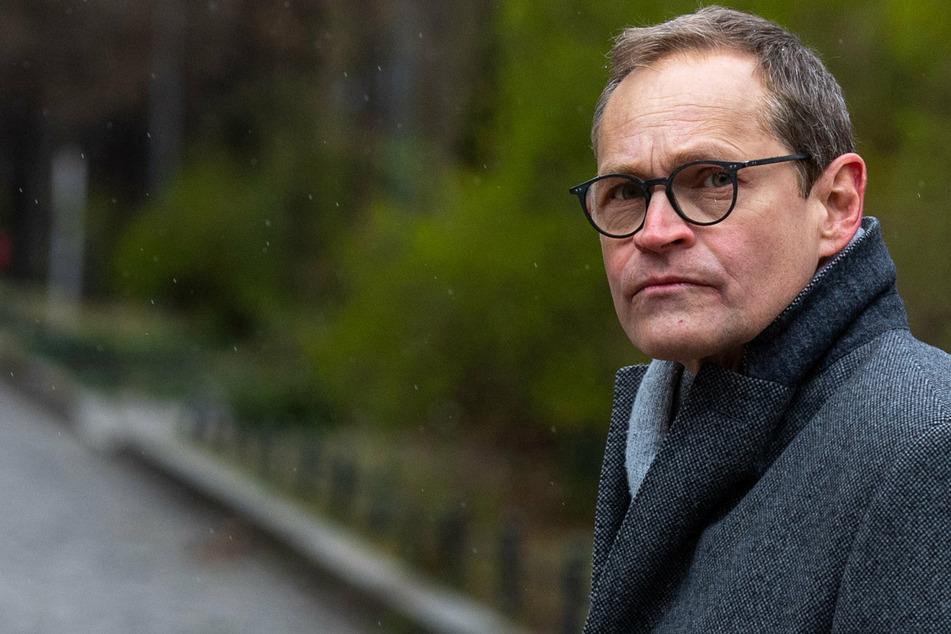 Michael Müller soll Berliner SPD-Spitzenkandidat für Bundestagswahl werden