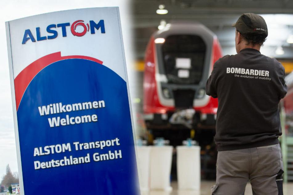 Megafusion: Alstom und Bombardier setzten auf die Schiene