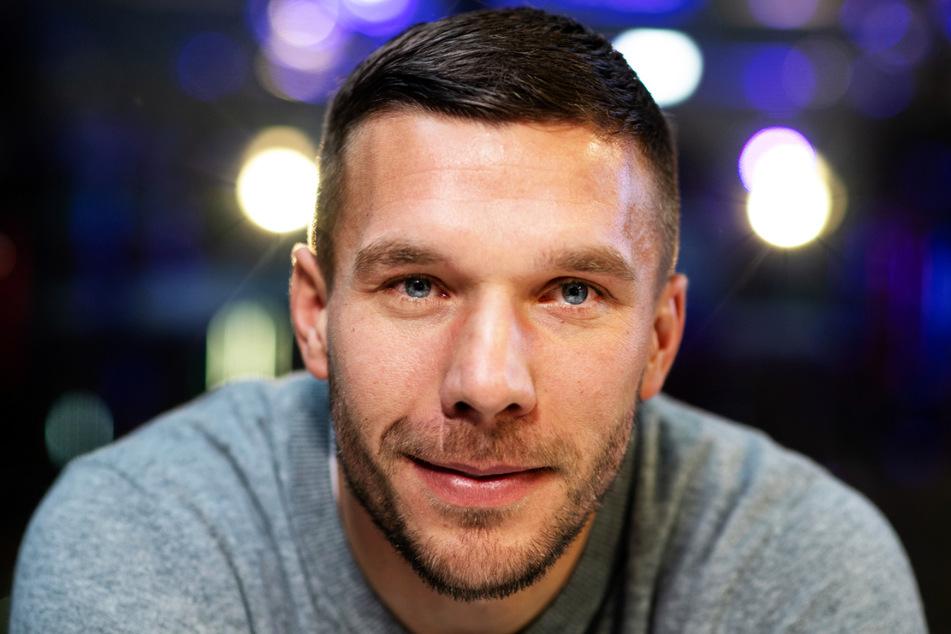 Lukas Podolski (35) und Antalyaspor sicherten sich beim Favoriten einen Punkt.