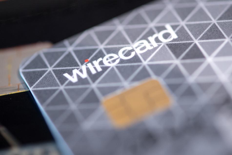 Auch eine Kreditkarte von Wirecard wurde in einem Showroom des Unternehmens vorgestellt. (Archiv)