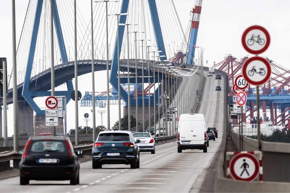 Hamburg: Verschwindet mit der Köhlbrandbrücke bald ein Hamburger Wahrzeichen von der Bildfläche?