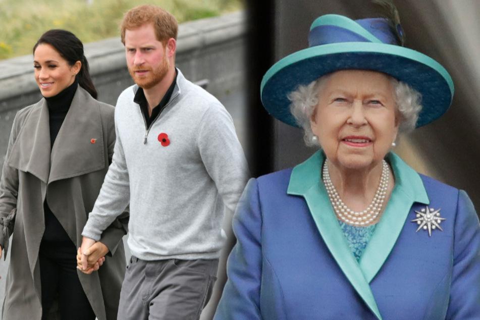 Queen plant 95. Geburtstag: Doch hat sie Meghan und Harry eingeladen?