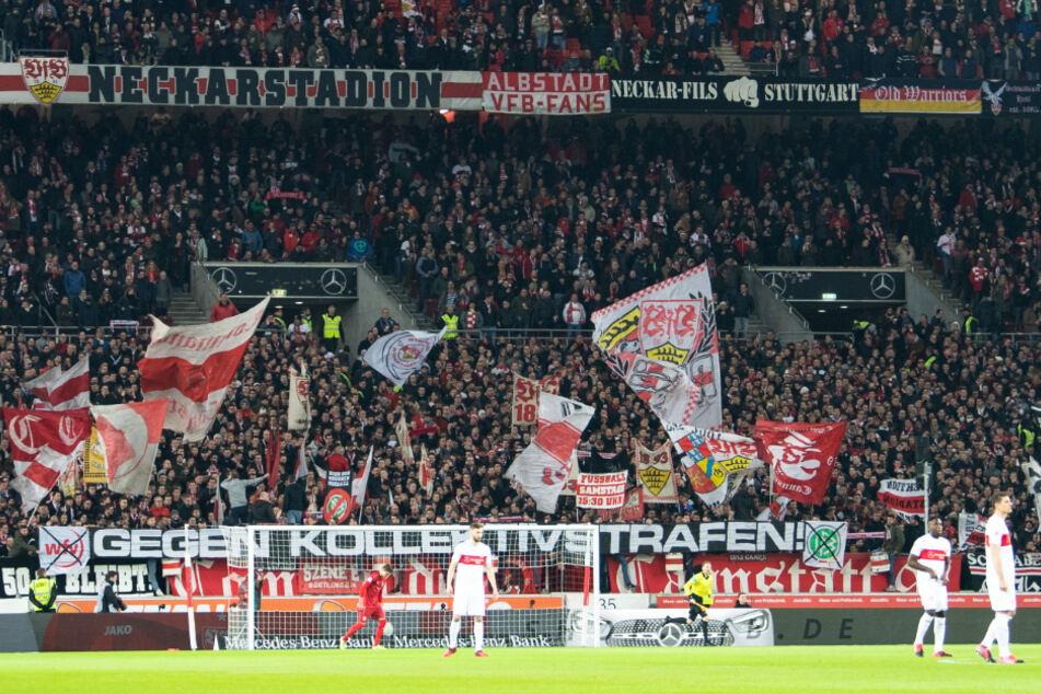 In der anstehenden Saison wird der VfB Stuttgart hoffentlich wieder vor zumindest einigen Zuschauern spielen.