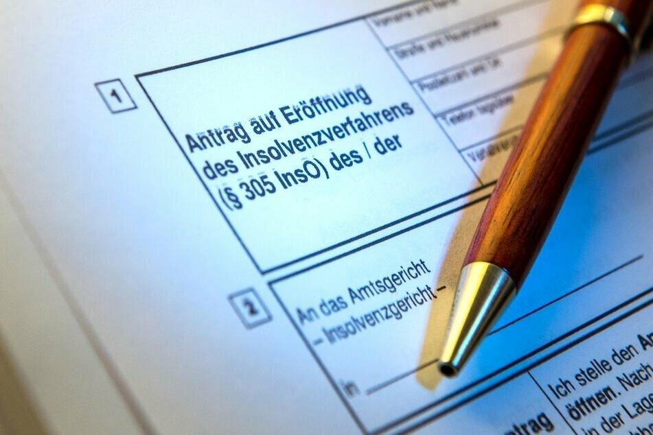 Sachsen hat nach einer Hochrechnung der Wirtschaftsauskunftei Creditreform mit 33 Insolvenzen je 10.000 Unternehmen den niedrigsten Wert bundesweit. (Symbolbild)
