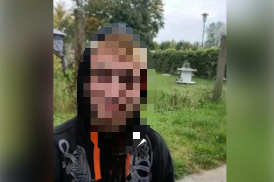 Die Polizei hatte ein Foto des Vermissten veröffentlicht.
