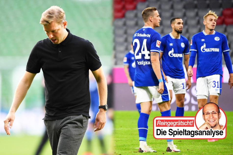 Bundesliga-Kolumne: Schalke und Werder vor direktem Duell schon wieder in handfester Krise!