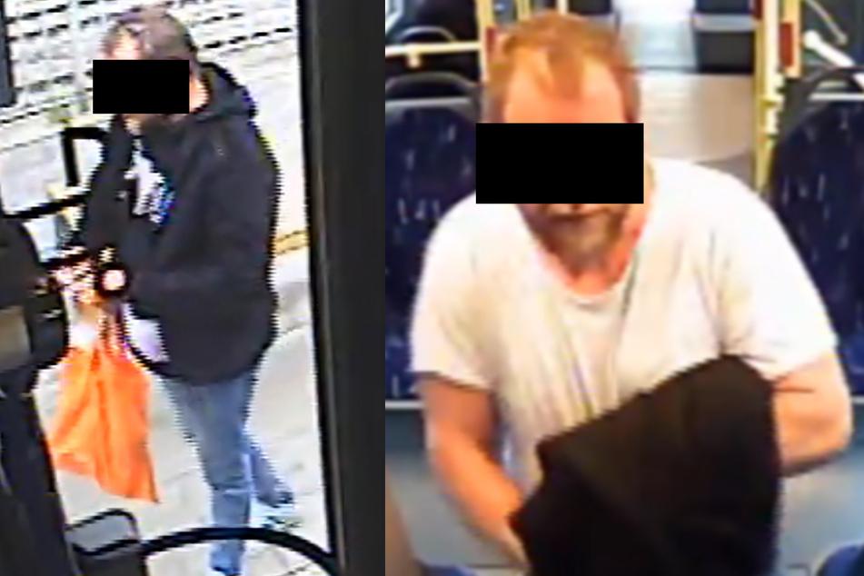 Nach dem Mann hatte die Polizei mit Fotos gefahndet.