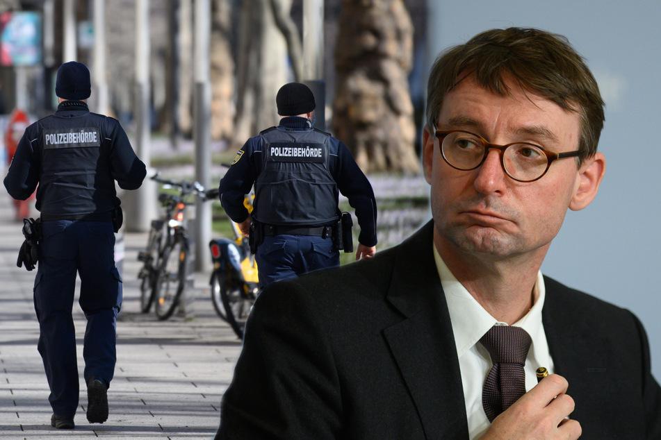 Neue Idee aus dem Innenministerium: Ordnungsbeamte künftig auch mit Schlagstock im Einsatz?