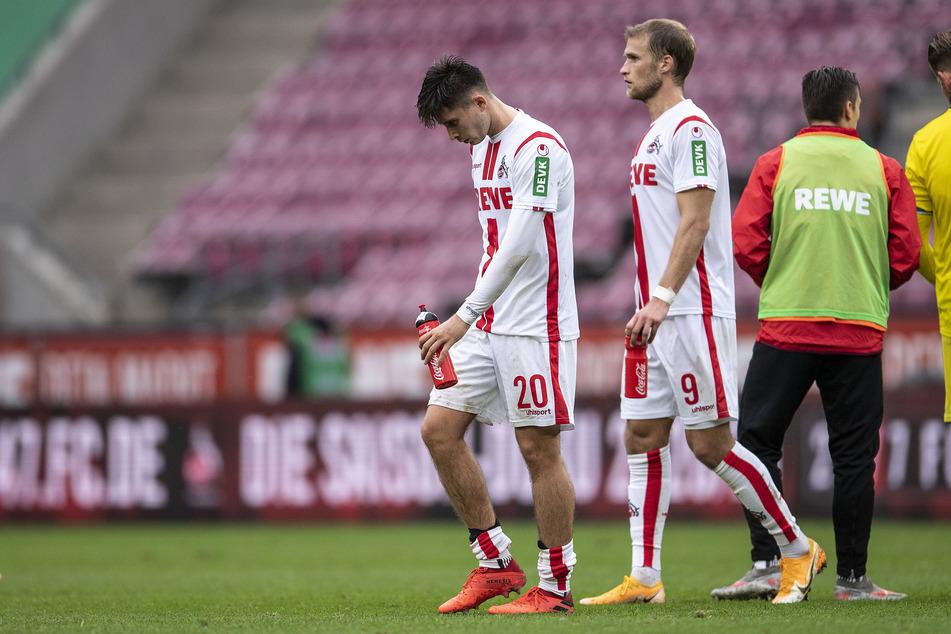 Gegen Borussia Mönchengladbach gab es für den 1. FC Köln die dritte Niederlage im dritten Spiel.