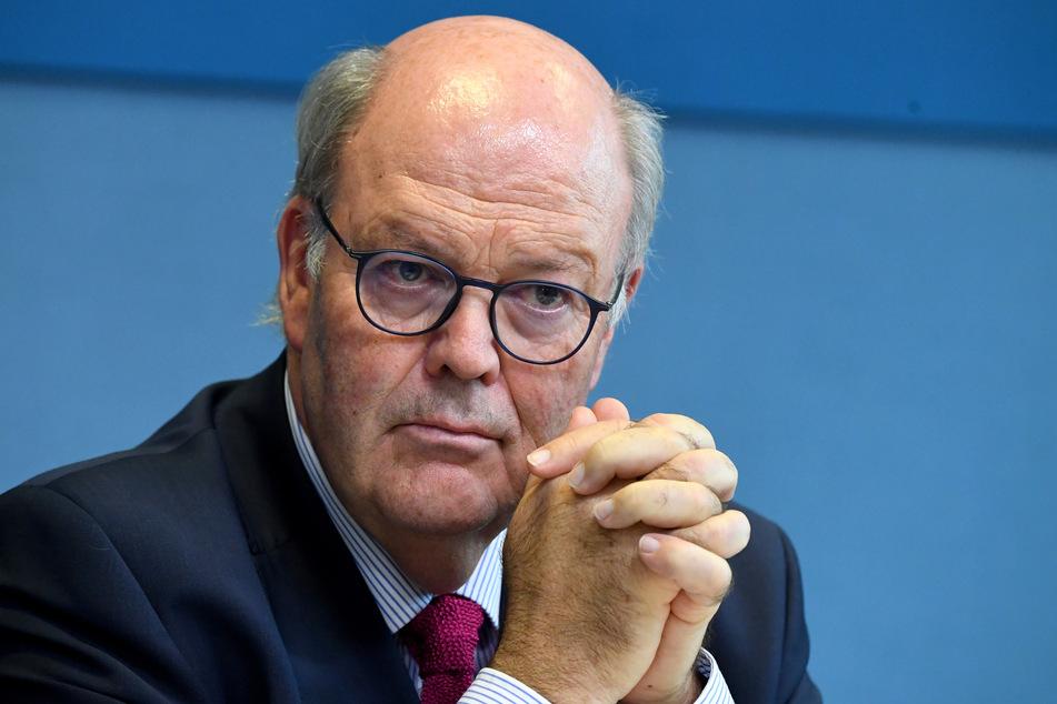 Hans-Joachim Grote (CDU), Innenminister von Schleswig-Holstein, hat sein Amt niedergelegt.