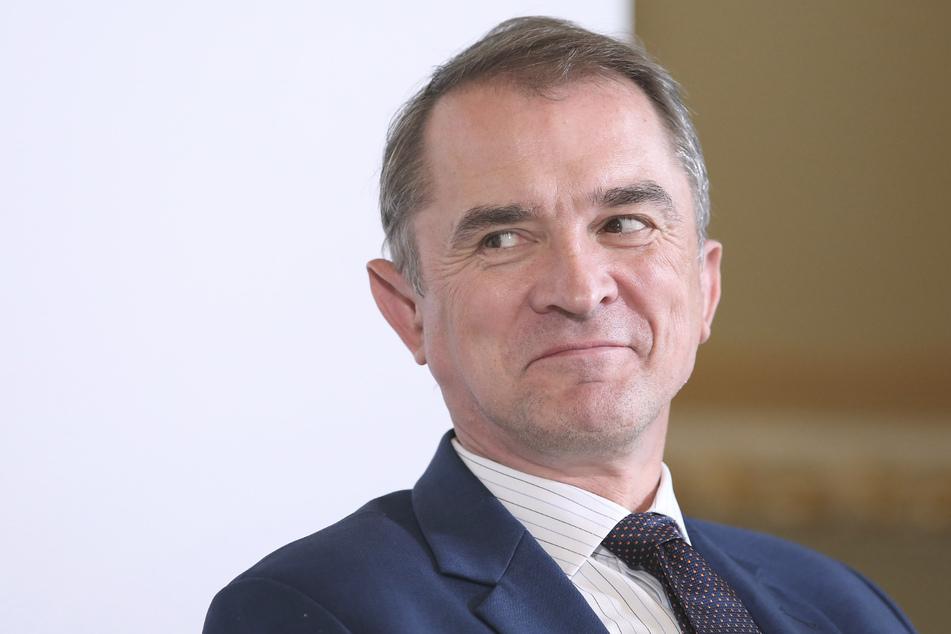 Sachsen-Anhalts Bildungsminister Marco Tullner (CDU).