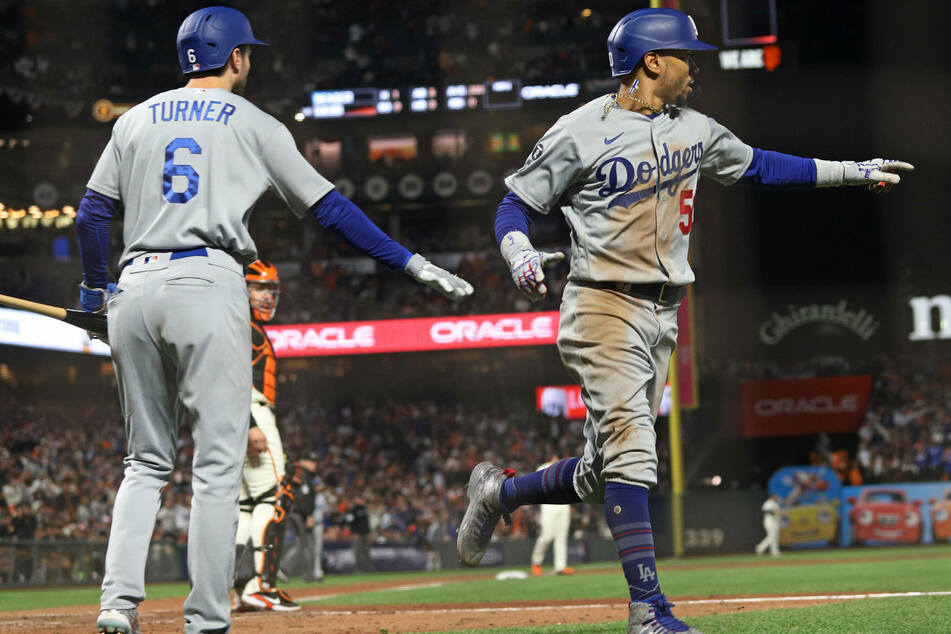 MLB: The Dodgers and Giants make an instant classic in game five of the NLDS