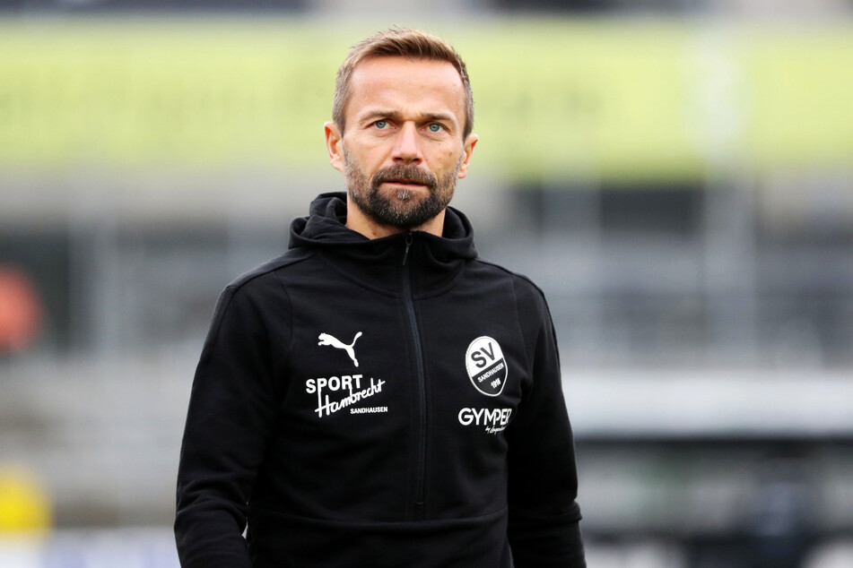 Michael Schiele (43) soll Eintracht Braunschweig zurück in die Erfolgsspur führen.
