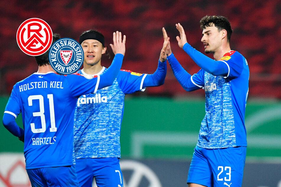 Skandal-Elfer bringt Holstein Kiel bei Rot-Weiss Essen auf die Siegerstraße!