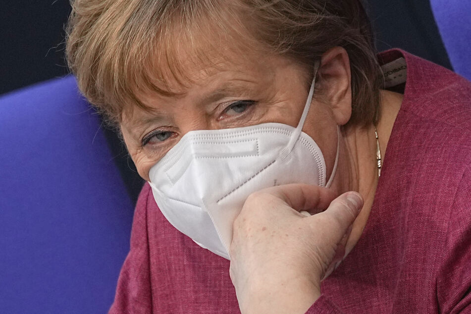 Kanzerlin Merkel mit AstraZeneca geimpft