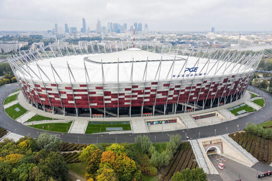 Coronavirus: Polen richtet Krankenhaus im Nationalstadion ein