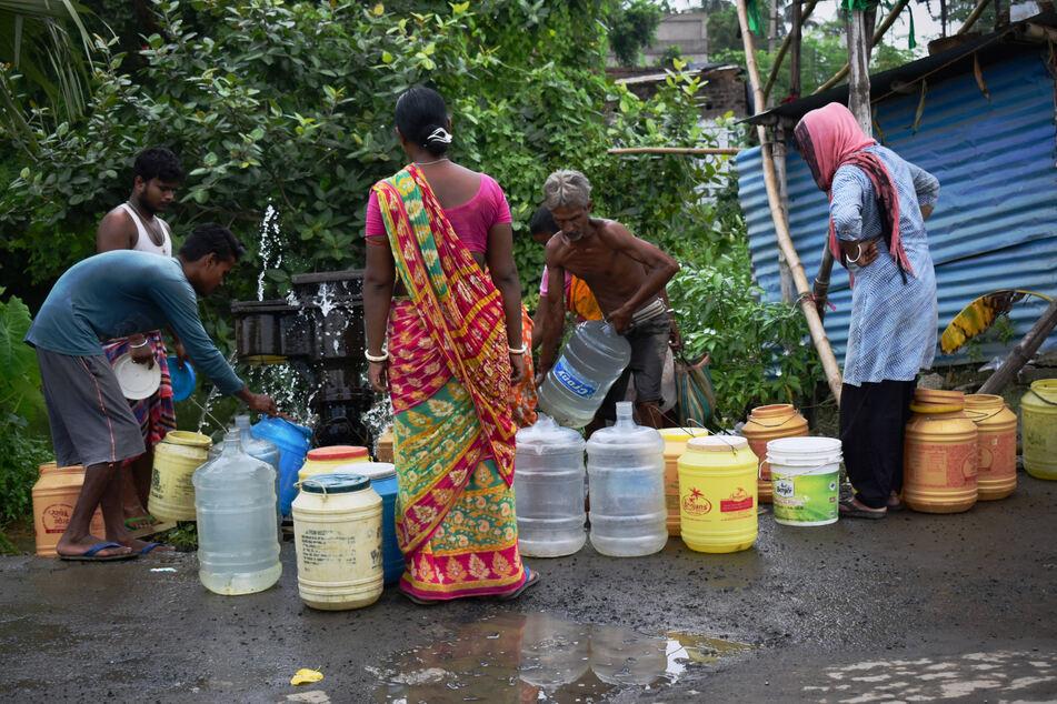 Der Hauptsitz des Zentrums wird in Indien sein, das zentrale Thema Wasser.
