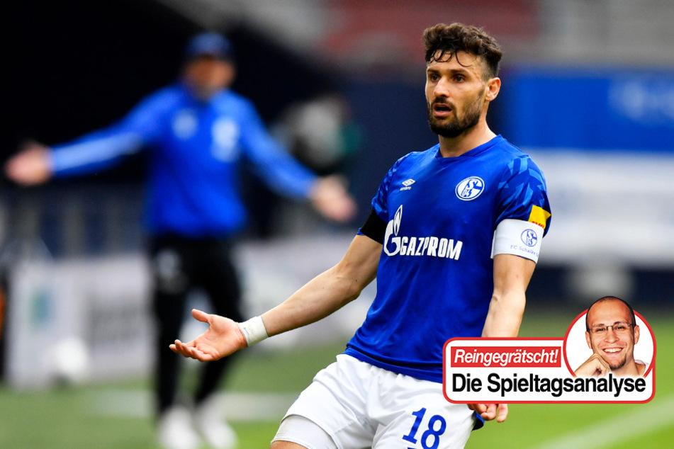 TAG24-Fußballredakteur Stefan Bröhl beschäftigt sich in seiner wöchentlichen Bundesliga-Kolumne diesmal mit dem sportlichen Absturz des FC Schalke 04.