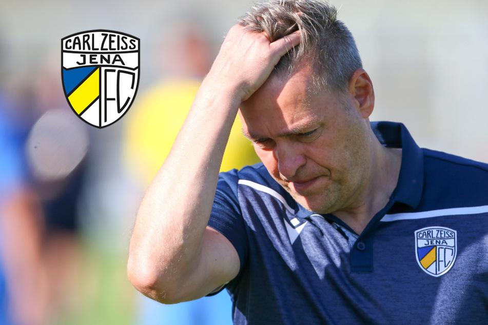 Acht Spieler in Quarantäne! Jena-Hertha fällt aus!