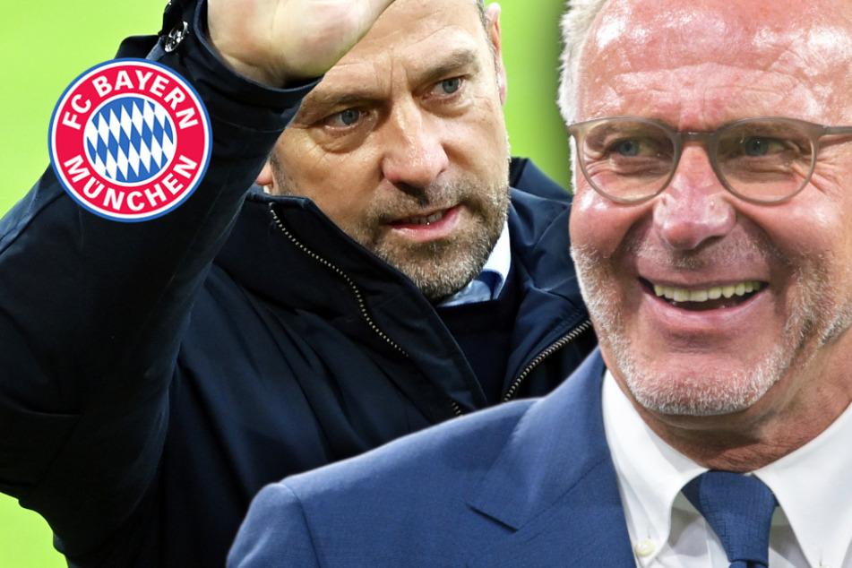 Bayern-Boss Rummenigge mit Machtwort! DFB muss ohne Coach Flick planen